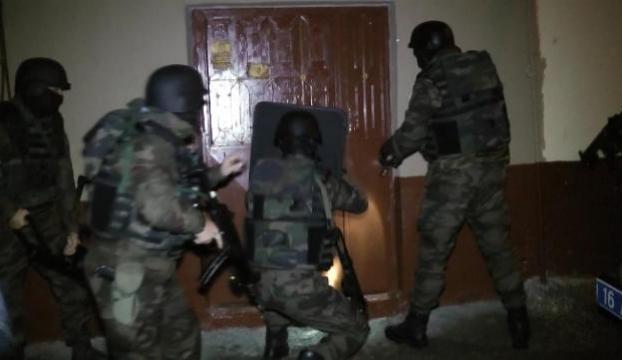 Bonzai satıcılarına baskın: 37 gözaltı