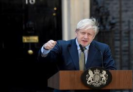 İngiltere Başbakanı Johnson'da pozitif çıktı!