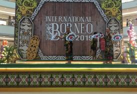 Uluslararası Borneo Festivali'nde Malezya'nın yerel kültürü tanıtıldı