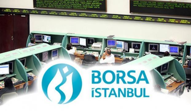 Borsa, ilk seansta kapanış rakamları