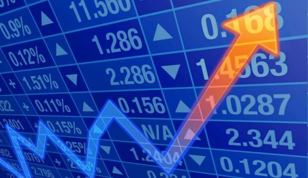Borsa 10 haftanın en yükseğinde