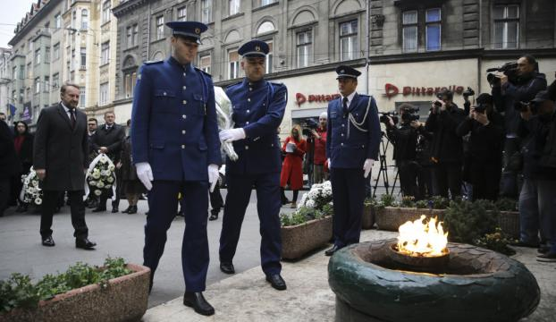 """Bosna Hersekte """"Devlet Günü"""" kutlandı"""