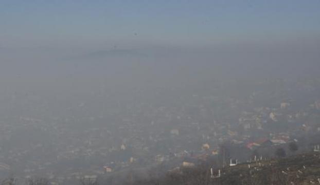 Bosnada hava kirliliği kritik seviyelere ulaştı