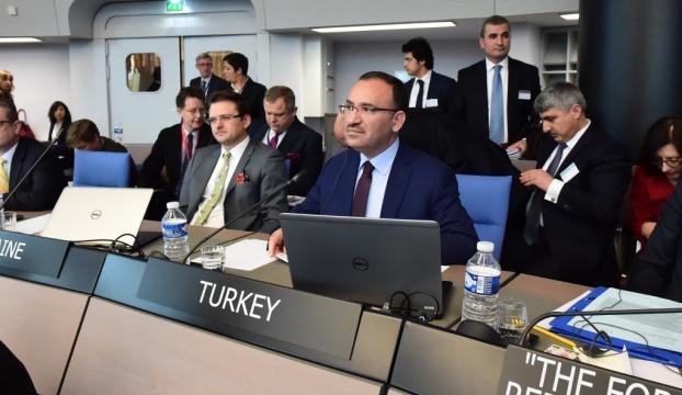 Bozdağ, Avrupa Konseyi Bakanlar Komitesine hitap etti