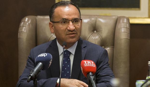 Bozdağ: Kılıçdaroğlunun açıklaması Türk ekonomisine bir darbedir