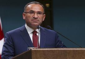 Başbakan Yardımcısı ve Hükümet Sözcüsü Bozdağ: NATO'daki skandalın üzeri örtülmemeli