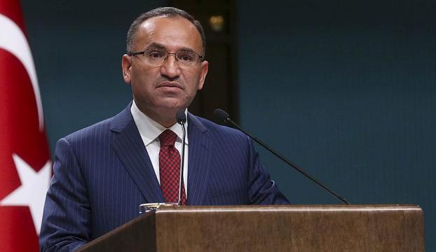 Başbakan Yardımcısı ve Hükümet Sözcüsü Bozdağ: NATOdaki skandalın üzeri örtülmemeli