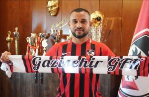 Gazişehir Gaziantep'e Brezilyalı oyuncu