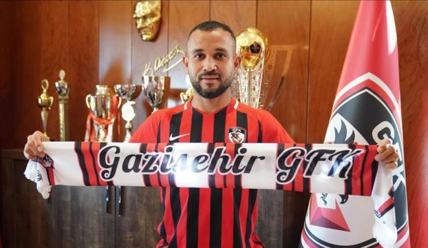 Gazişehir Gaziantepe Brezilyalı oyuncu
