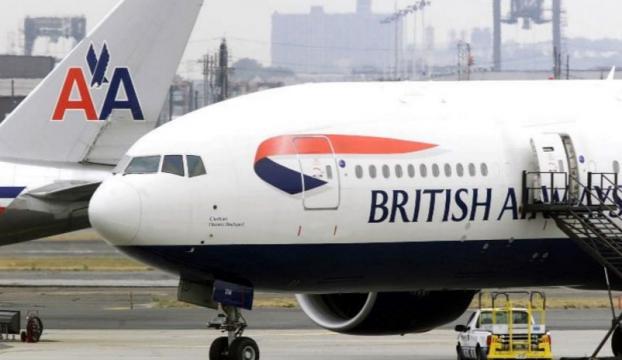 """""""Bilgisayar arızası"""" yüzünden 100e yakın British Airways uçuşu iptal"""
