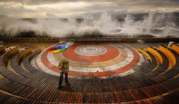 """Bu fotoğrafla """"fırtına"""" kopardı"""