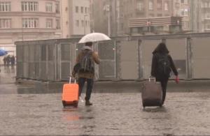 Bu sabah yağmur var İstanbul'da
