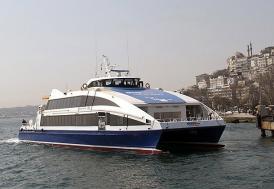 Bursa-İstanbul deniz otobüsü seferlerinden 3'ü daha iptal edildi