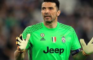 Buffon'un Juventus kariyeri