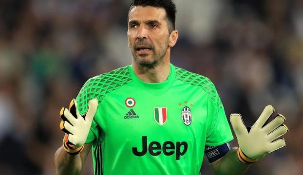Buffonun Juventus kariyeri