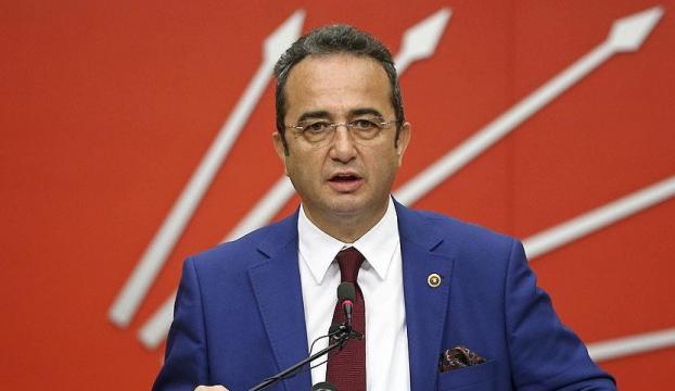 CHPde parti sözcülüğü görevine Bülent Tezcan getirildi