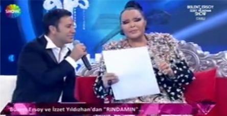 testBülent Ersoy Kürtçe şarkı okudu