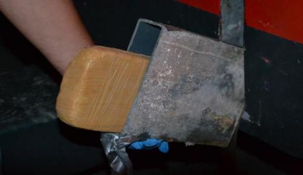 Bulgaristan sınırında 106 kg eroin ele geçirildi