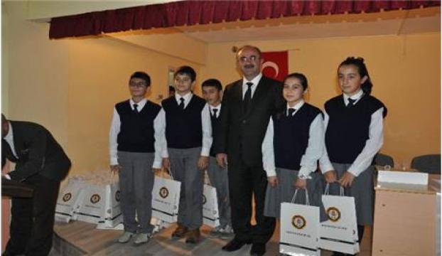 Bünyan Belediyesinden eğitime katkı
