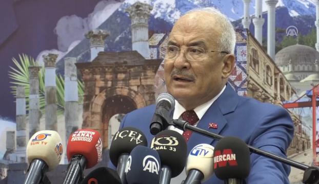 Mersin Büyükşehir Belediye Başkanı MHPden istifa etti!