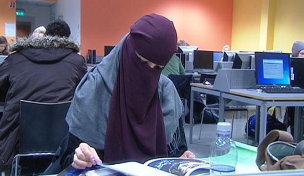 Norveçte burka yasağı