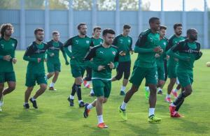 Bursaspor'da Göztepe maçı hazırlıkları