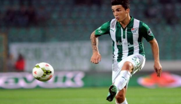 Bursaspor Ümraniyesporu 1-0la geçti
