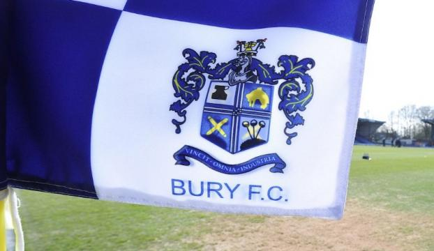 134 yıllık Bury ligden ihraç edildi