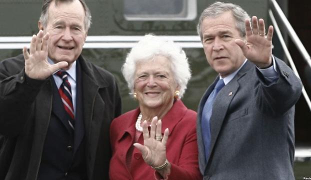 ABDnin 41. Başkanı Bushun eşi hayatını kaybetti