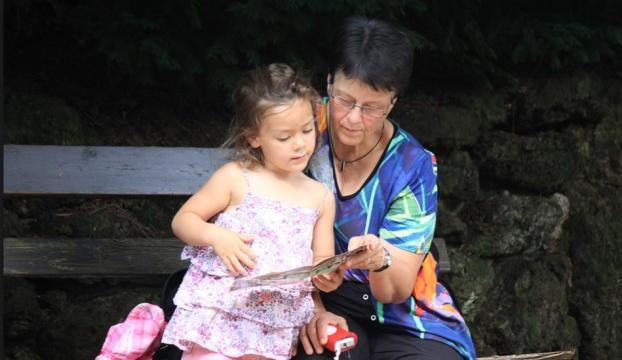 Büyükanne projesi Martta!
