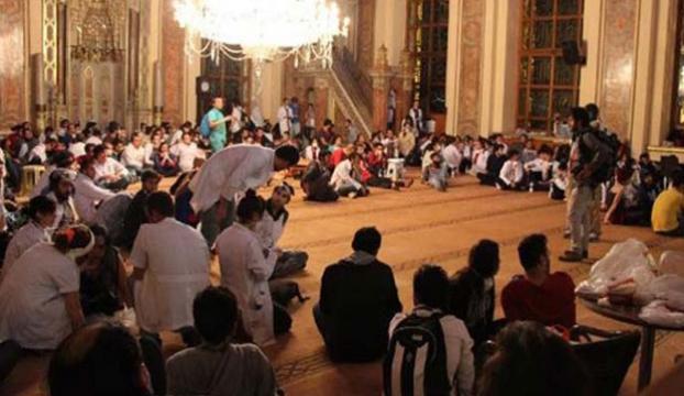 Gezi olayları davasında cami görevlisi konuştu