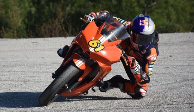 Can Öncü Moto3te İtalyada piste çıkıyor