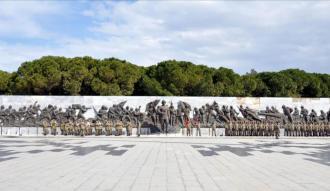 Çanakkale Kara Savaşları'nın 102. yıl dönümü