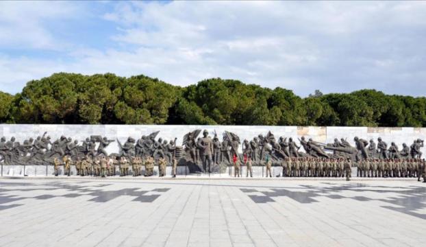 Şehitleri Anma Günü ve Çanakkale Deniz Zaferinin 102. yılı