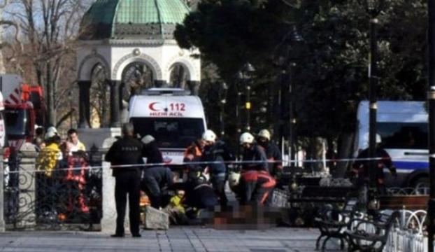 Sultanahmetteki canlı bomba eylemine ilişkin dava