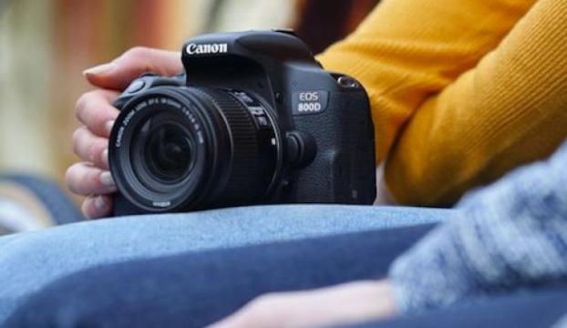 Canon EOS 77D ve EOS 800D tanıtıldı!