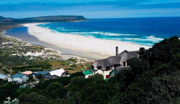 Cape Town Afrikanın modern yüzü