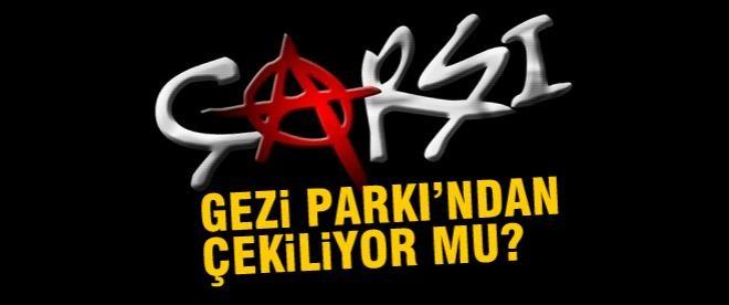 Çarşı 'Gezi'den çekiliyor mu?