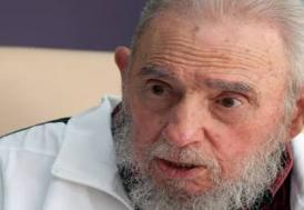 Castro'nun cesedi yakılacak külleri gömülecek