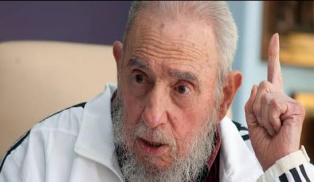 Dışişleri Bakanlığından Fidel Castro açıklaması