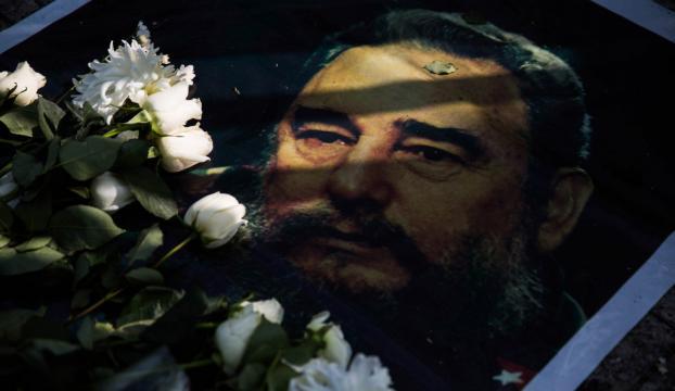 Fidel Castronun ölümü