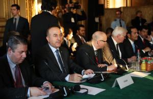 """Çavuşoğlu: """"Bu mantıkla Fikirdaş Ülkeler Toplantısından bir sonuç çıkmaz"""""""