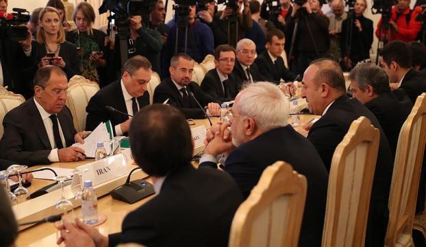 Suriyede çözüm için ortak bildiri kabul edildi
