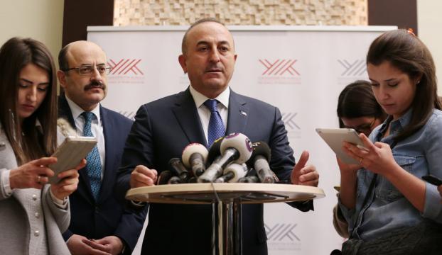 Çavuşoğlu, Trumpın kabine adayları ile görüştü