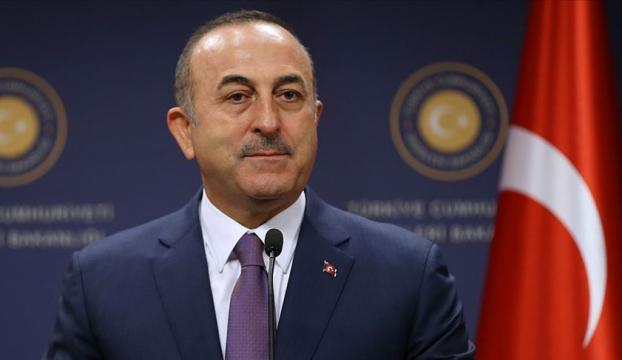 """Dışişleri Bakanı Çavuşoğlu: """"Libyada tek çözüm, siyasi çözümdür"""""""