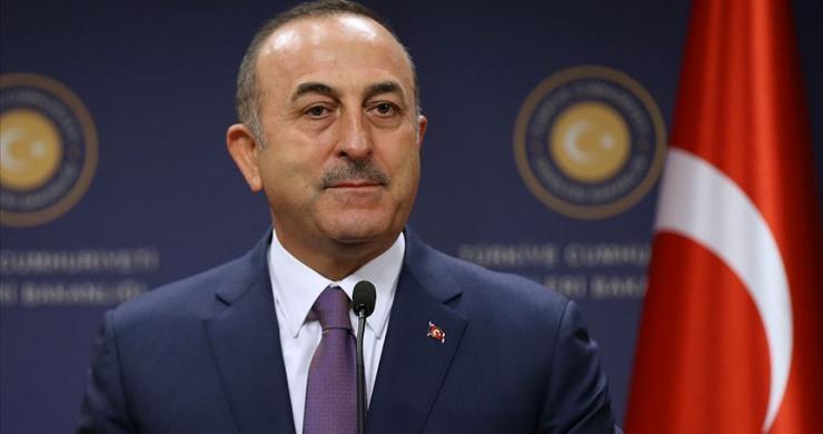 Dışişleri Bakanı Çavuşoğlu, İngiltere'ye gidiyor
