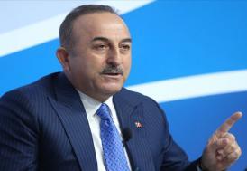 Dışişleri Bakanı Çavuşoğlu'ndan ABD Temsilciler Meclisi Başkanı Pelosi'ye tepki