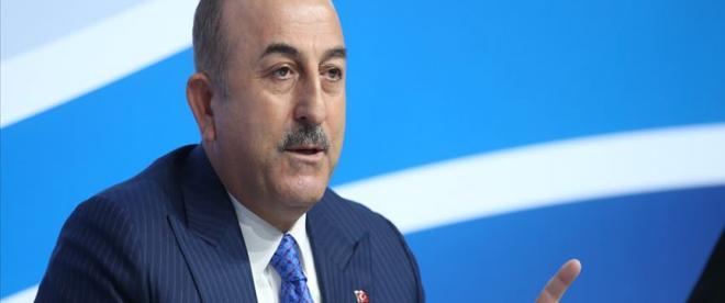 Bakan Çavuşoğlu gündemi değerlendirdi