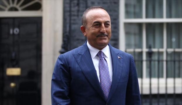 """Dışişleri Bakanı Çavuşoğlu: """"İngiltereyle serbest ticaret anlaşması imzalamaya çok yakınız"""""""