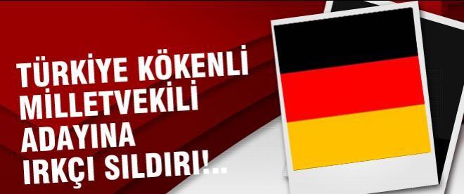 Türkiye kökenli adayın evine ırkçı saldırı